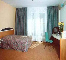 Hotel Ibis Karlin - Double Room